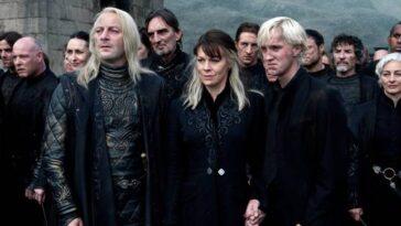 John Isaacs a joué aux côtés de feu Helen McCrory dans la franchise Harry Potter