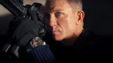 Regardez Daniel Craig s'étouffer dans son discours d'adieu après la dernière scène de James Bond