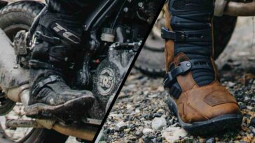 Royal Enfield S'associe Au Spécialiste De La Chaussure Tcx Et
