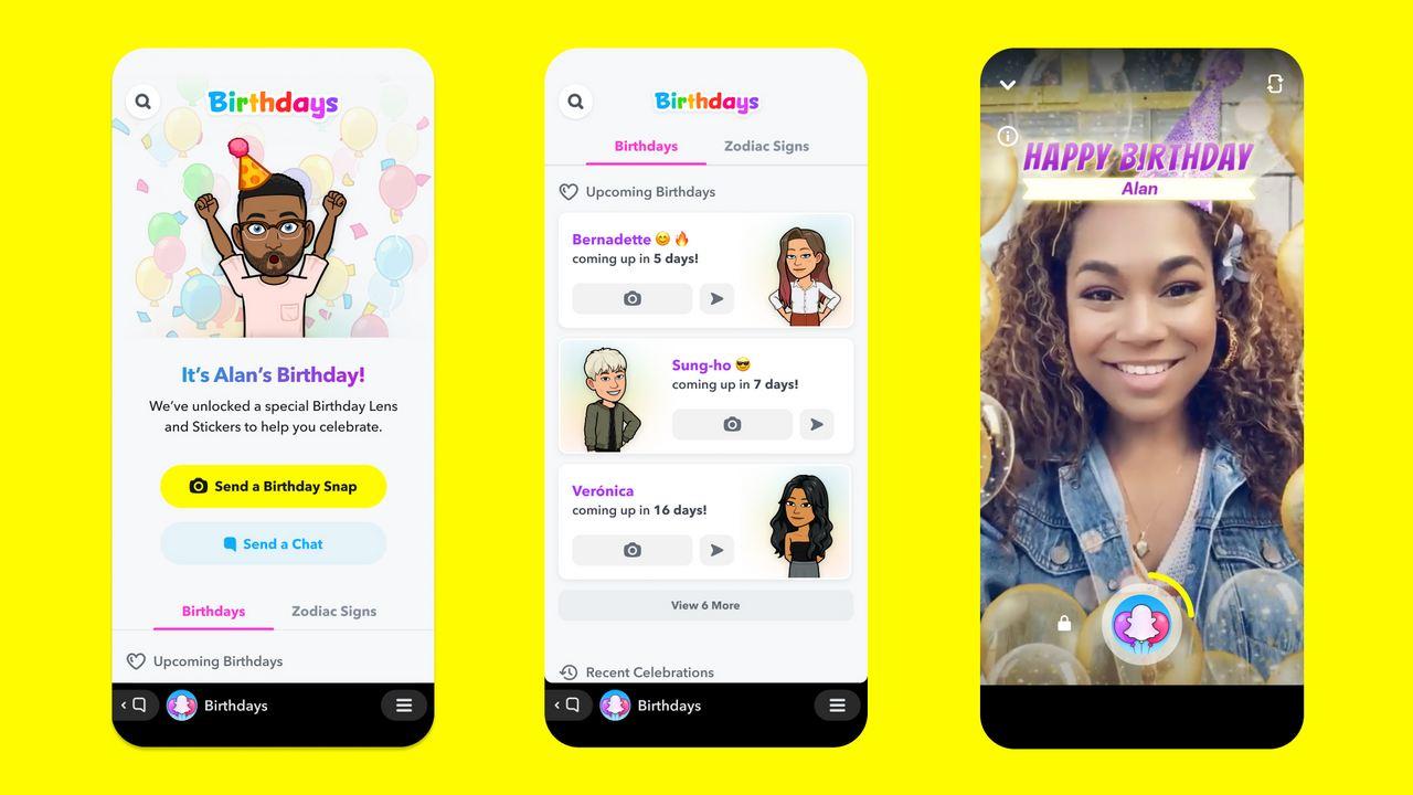 Snapchat introduit une nouvelle fonctionnalité appelée Snapchat Mini