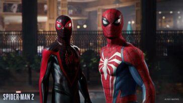 Sondage : Voulez-vous encore plus de jeux PS5 Marvel de Sony ?