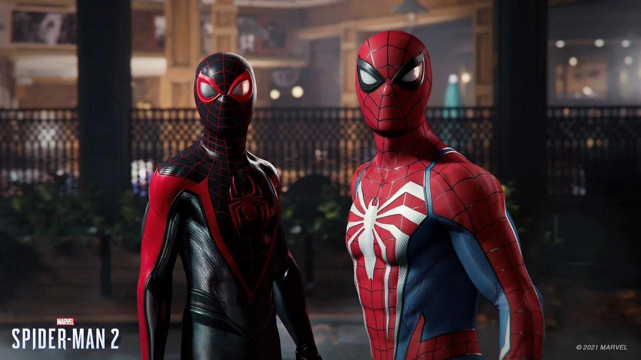 Marvel's Spiderman 2. Image : PlayStation