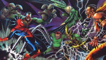 Sony Envisage T Il D'unir Venom Et Spider Man Avec Un Croisement Sinister