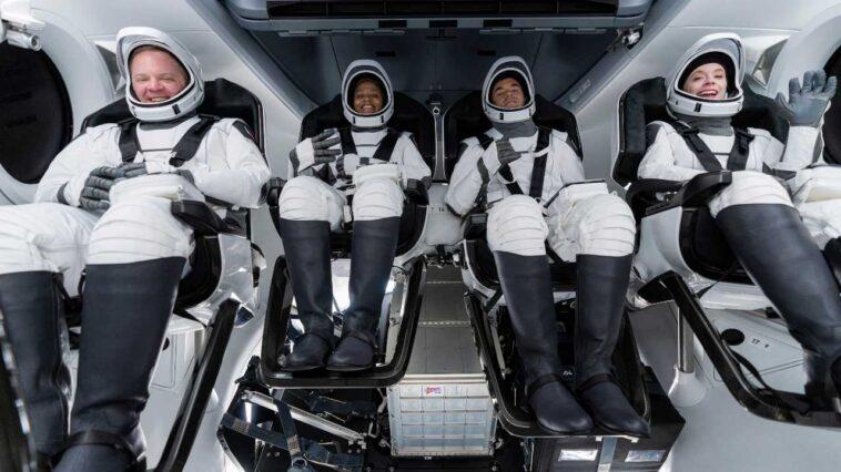 Spacex Lancera Toute La Mission Civile Inspiration4 Demain, 16 Septembre