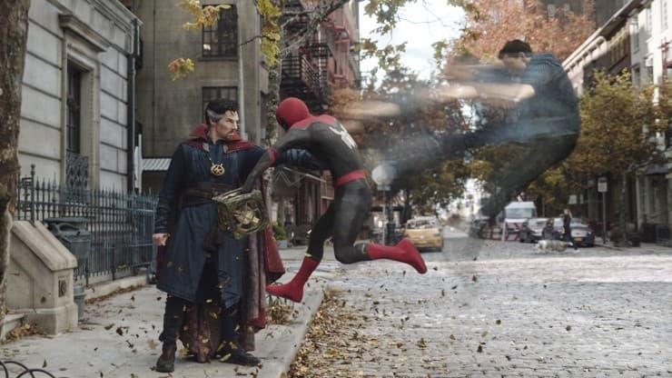 Peter Parker et Stephen Strange travailleront ensemble sur le prochain film de Spider-Man.