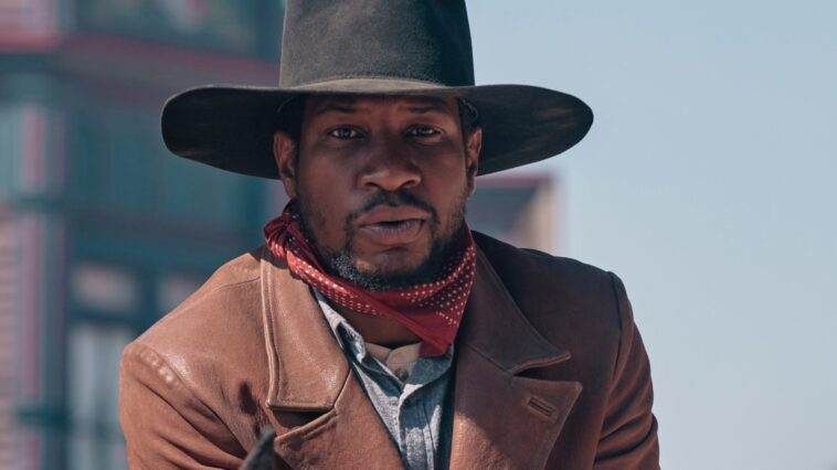 The Harder They Fall Bande Annonce N ° 2: Jonathan Majors