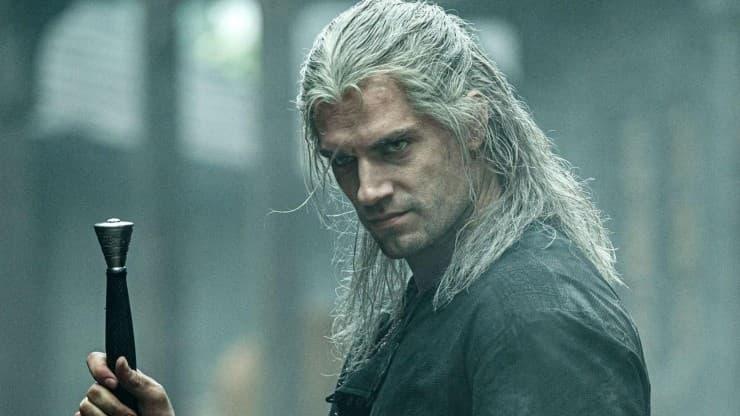 Henry Cavill joue dans The Witcher sur la plateforme de streaming