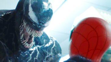 Tom Hardy Slyly Taquine Venom Cameo Dans Spider Man: Pas De