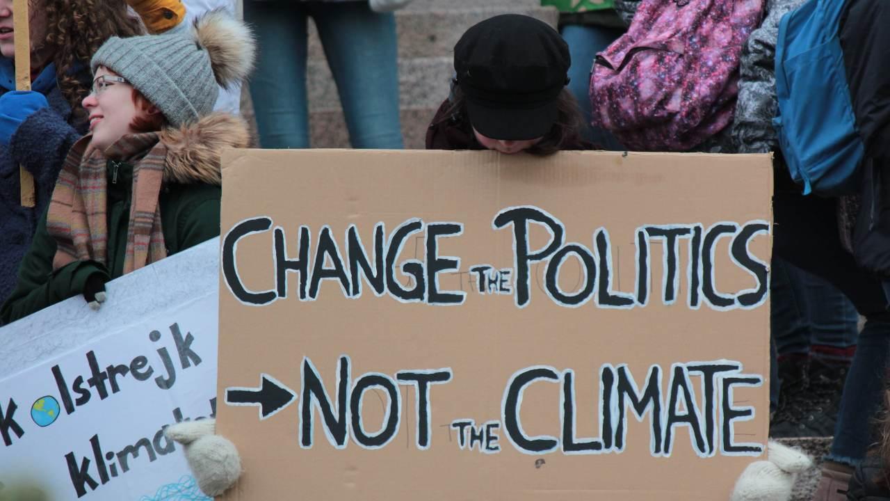 Après avoir été reportée en raison de la pandémie, la COP26 se tient cette année en novembre.