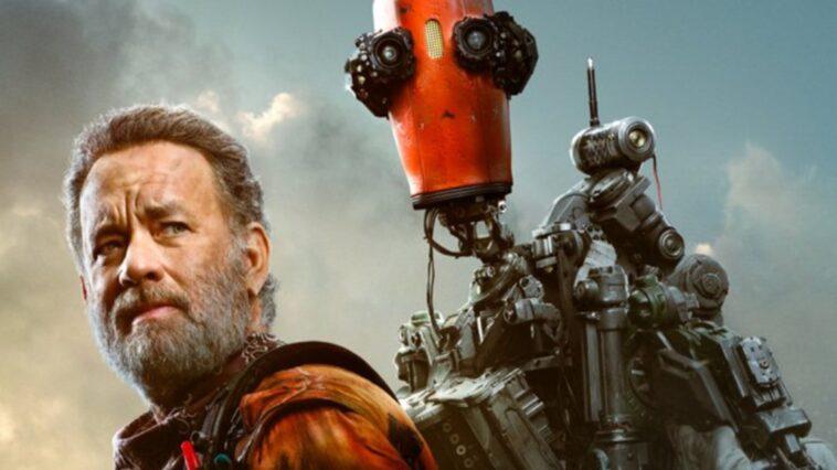 Une Affiche De Finch Envoie Tom Hanks Dans L'apocalypse Avec
