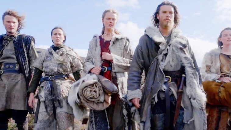 Vikings: Valhalla Trailer Présente Une Nouvelle ère De Guerriers Sur
