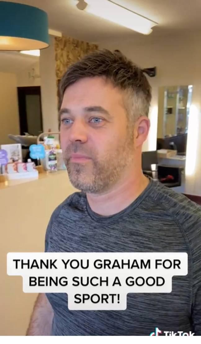 Graham a l'air