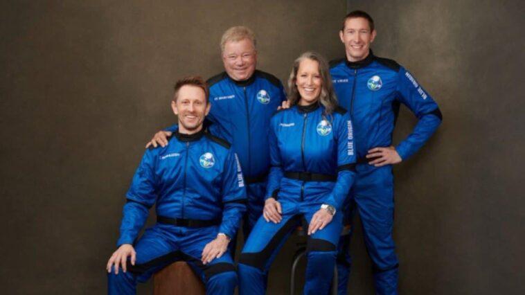 Blue Origins Retarde Son Deuxième Vol Spatial Avec L'équipage De