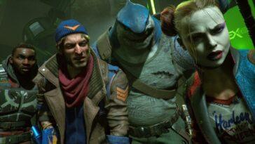 Ça a l'air bien, Pudd'n'!  L'écran de Suicide Squad PS5 est sorti avant DC Fandome