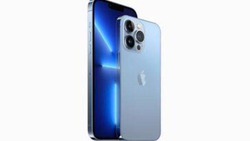 Iphone 13 Pro Vs Iphone 12 Pro : Cela Vaut Il