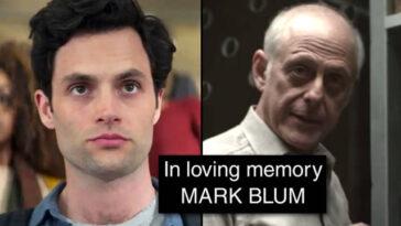 Qui Est Mark Blum ? La Saison 3 De You