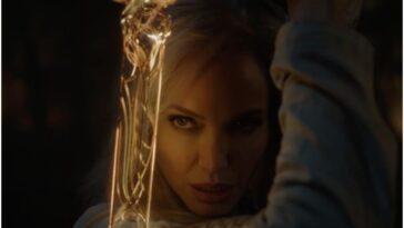 Eternals : le rôle d'Angelina Jolie serait à l'origine un caméo