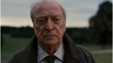 Michael Caine annonce sa retraite d'acteur à 88 ans