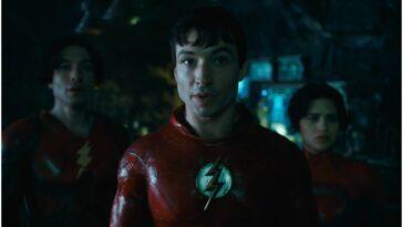 """""""The Flash"""" présente un premier aperçu officiel de DC FanDome"""