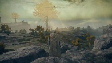 Le bref clip de gameplay d'Elden Ring fuit en ligne