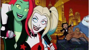 Harley Quinn : Regardez le premier aperçu de sa troisième saison