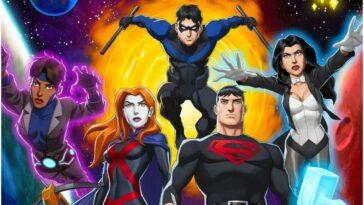 """""""Young Justice: Phantoms"""" présente un aperçu de la nouvelle saison"""
