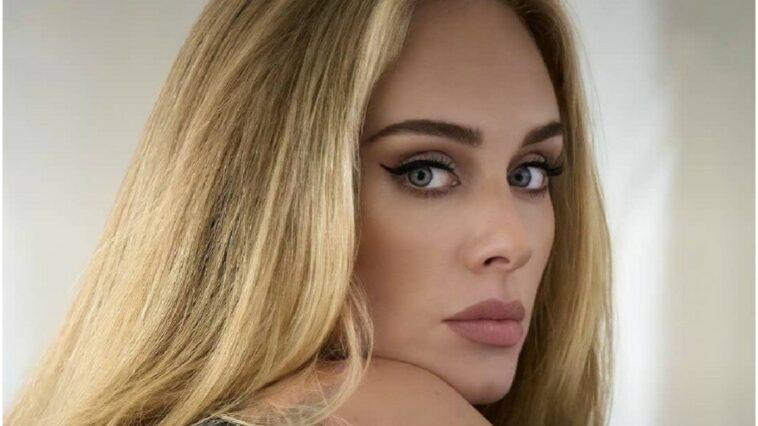 Adele établit un nouveau record de streams sur Spotify