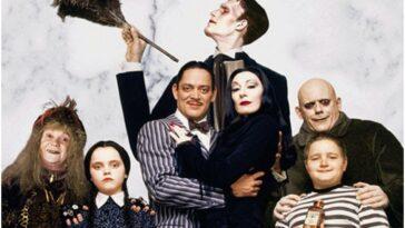 """Tim Burton a refusé de réaliser """"La famille Addams"""" dans les années 90"""