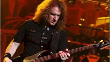 David Ellefson dit qu'il va bien après son renvoi de Megadeth