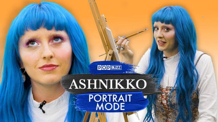 Ashnikko Révèle Comment Leurs Fans S'appelaient Presque | 45secondes.fr Se