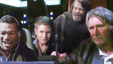 George Lucas Partage Ses Plans De Trilogie Star Wars Sequel