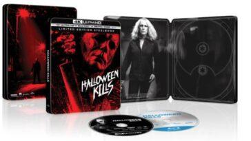 Halloween Kills Blu Ray Comprend Une Coupe étendue Avec Une Fin