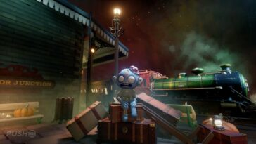 Hands On: All Hallows' Dreams: Ghost Train est un événement d'Halloween terriblement amusant sur PS4