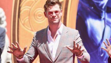Il y a Thor depuis un moment : Chris Hemsworth aurait renouvelé son contrat avec Marvel