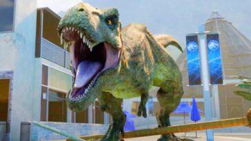 Jurassic World: Le Teaser De La Saison 4 De Camp