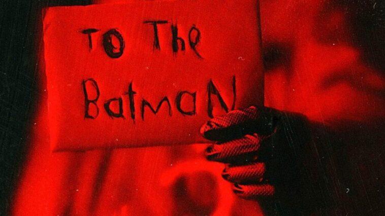 La Bande Annonce De Batman Se Retient De Révéler Le Riddler