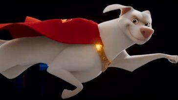 La Bande Annonce De Dc League Of Super Pets Unit Krypto De