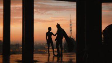 La Bande Annonce N°2 De Batman Arrive Au Dc Fandome