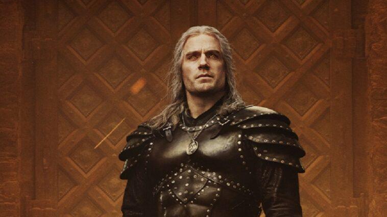 L'affiche De La Saison 2 De The Witcher A Henry