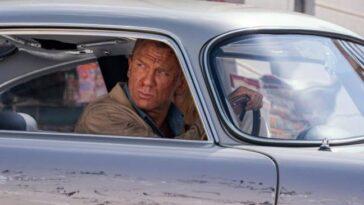 James Bond «Pas le temps de mourir» (Crédit: 007.com)