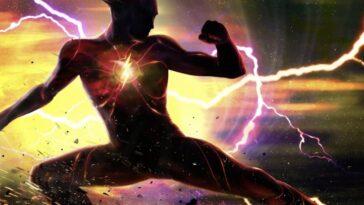 Le retour de Michael Keaton : The Flash a partagé le premier aperçu de son film