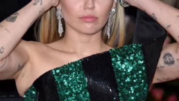 Miley Cyrus en 2019. Crédit : PA