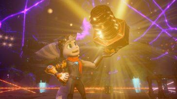 Ratchet & Clank, Deathloop et Resident Evil Village se disputent les votes aux Golden Joystick Awards
