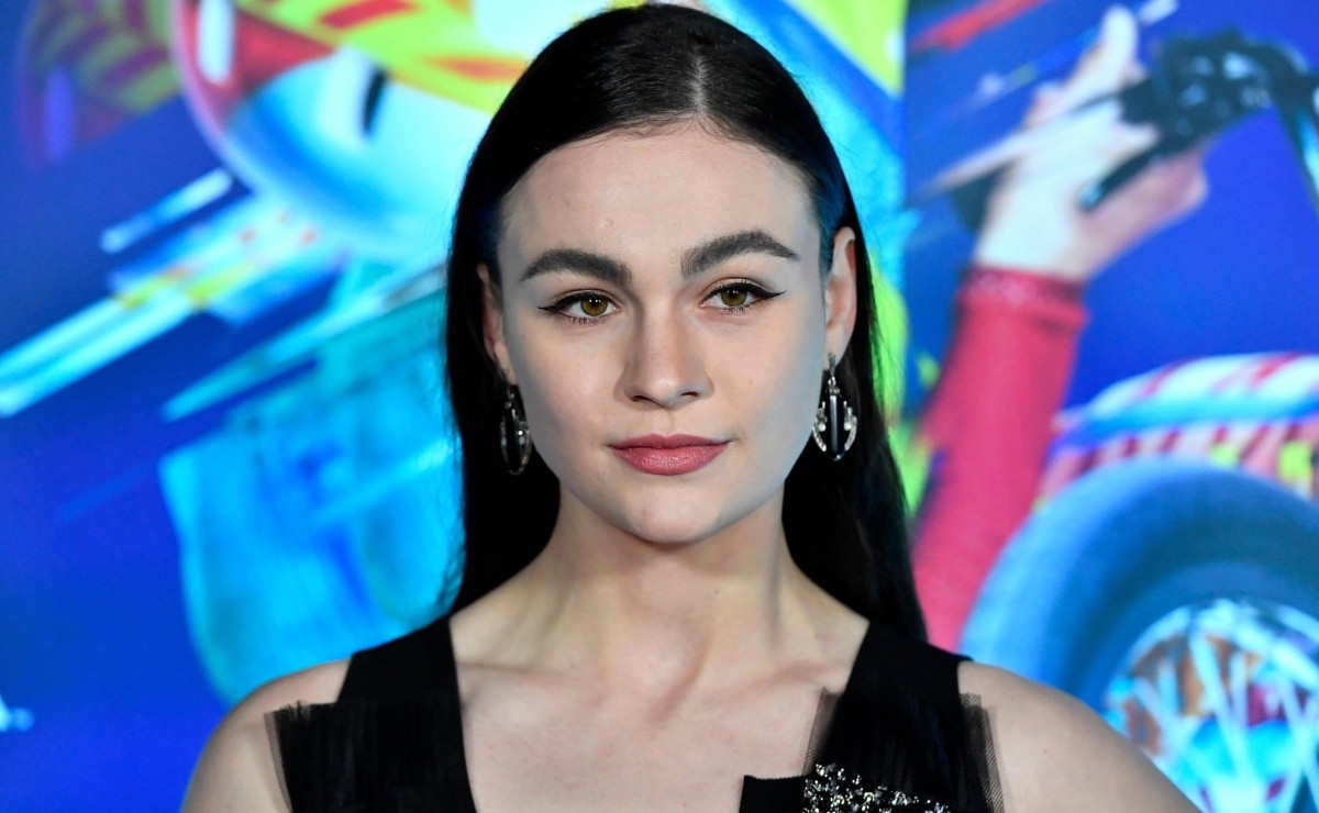 Sophie Skelton would be in a relationship with a Harry Potter actor