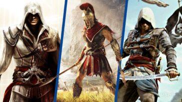 Sondage : Votez pour le meilleur jeu Assassin's Creed sur PlayStation