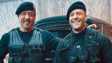 Sylvester Stallone Termine Le Tournage De The Expendables 4