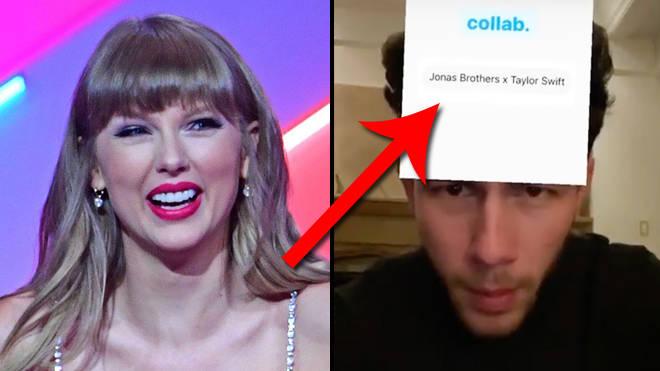 Taylor Swift Et Jonas Brothers Semblent Confirmer Qu'une Collaboration Est